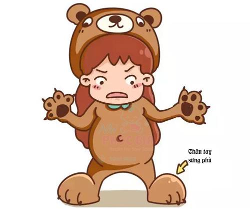 Gấu Mẹ bầu